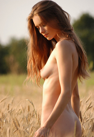 Dasha in The field of love from Zemani