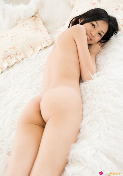 Aino Kishi in Clearness from All Gravure