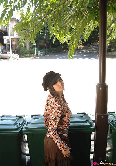 Maria Ozawa in Harvest from All Gravure