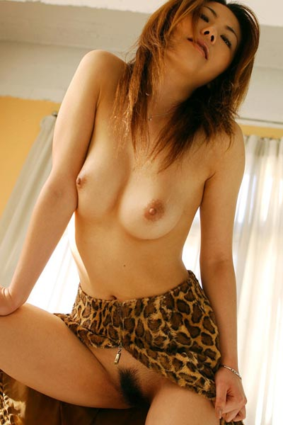Sumire Cheetah Skirt