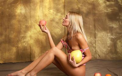 Lilya in Fresh Fruit from Mpl Studios