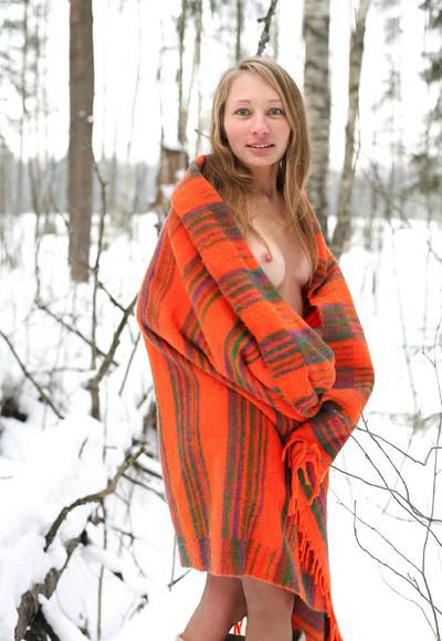 Masha in Winter Angels from Mpl Studios