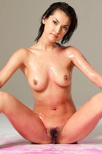 Hegre Maria Ozawa Pink Jelly Pt2