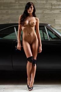 Hegre Tereza Muscle Car Girl