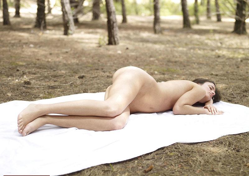 Anastasija On Table Erotic Images HQ