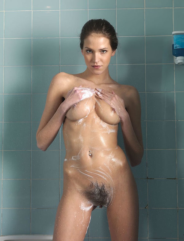 Gedling council orders removal of naked woman shower poster