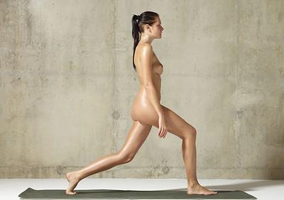 Tereza in Fitness Part1 from Hegre Art