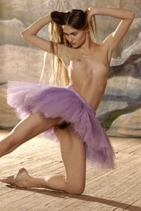 Jasmine A Ballet Rehearsal Complete