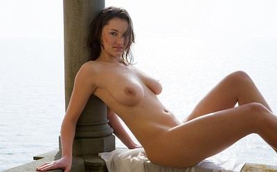 Ashley in After Dinner from Femjoy