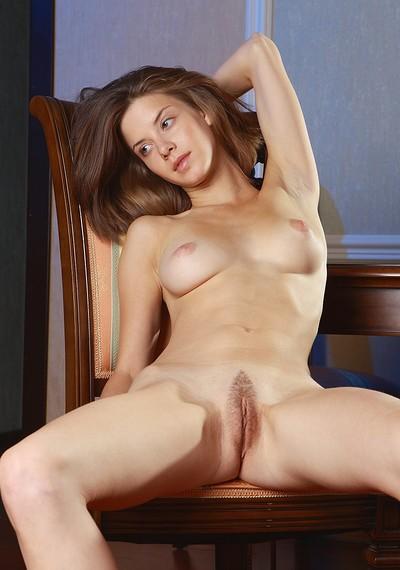 Anita C in Between Her Legs from Femjoy