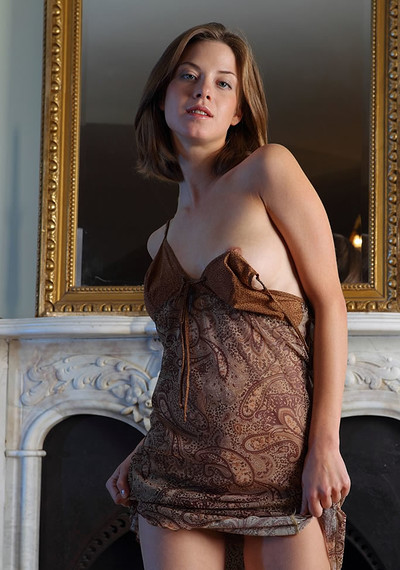 Anita C in Perfection from Femjoy