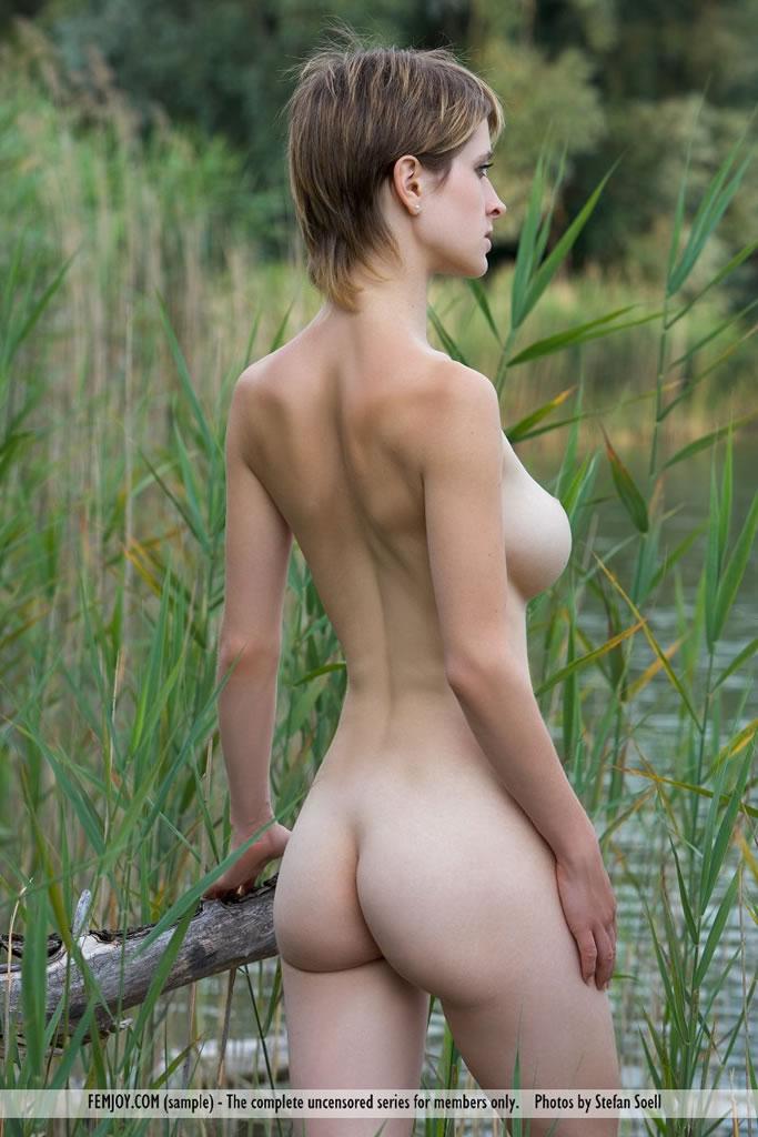 Nackt silke DINKY SINKY