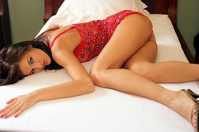 Ivette Blanche in Sleepless night from Watch4Beauty
