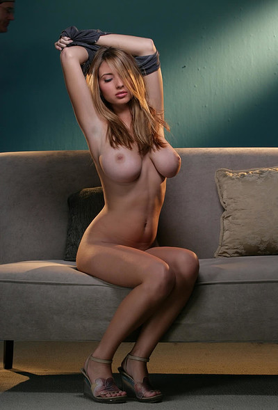 Shay Laren in Pops Out Of Her Top from Digital Desire