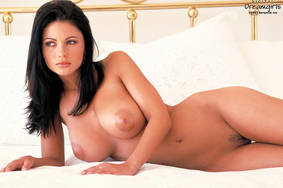Veronica Zemanova in One Hot Thing Wait In Bed For You from Digital Desire