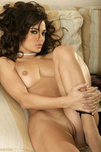 Krista Ayne lounging around naked
