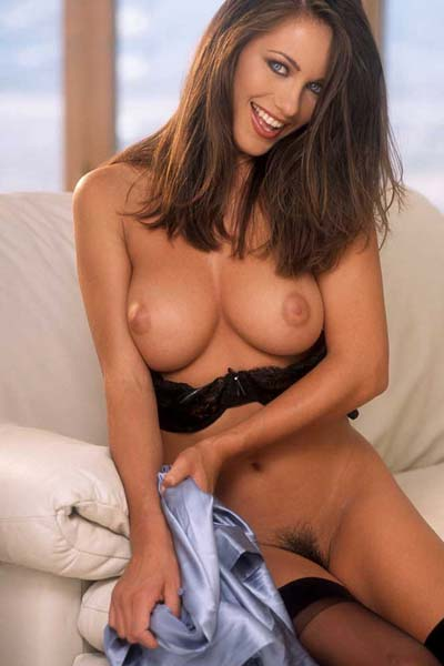Kyla Cole shows off what