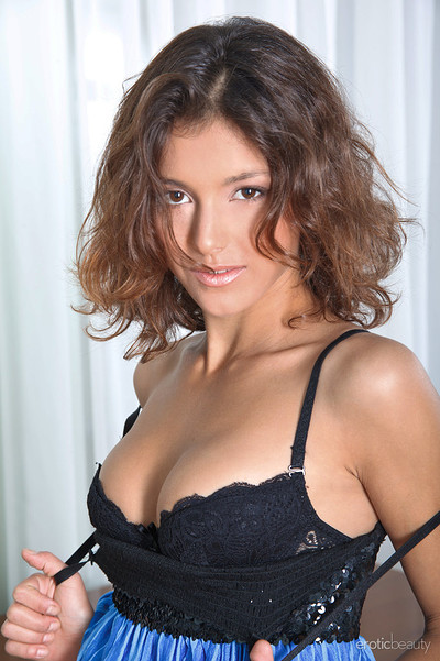 Divina A in Working Late from Erotic Beauty