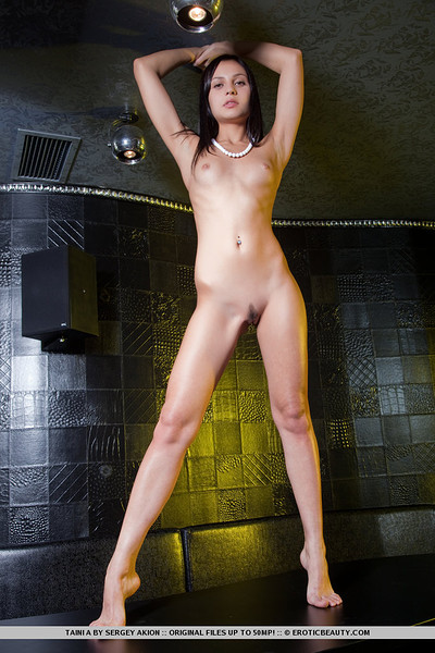 Taini A in Innocence from Erotic Beauty