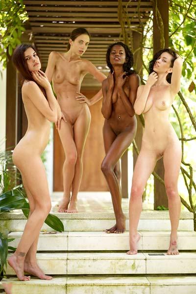 Hegre Candice Engelie Kiki Valerie 4 Fab Females