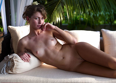 Ruslana in Day Bed from Hegre Art