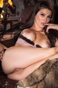 Playboy Erika Knight Heated Moment