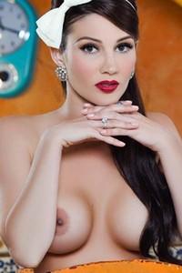Playboy Erika Knight Dolled Up
