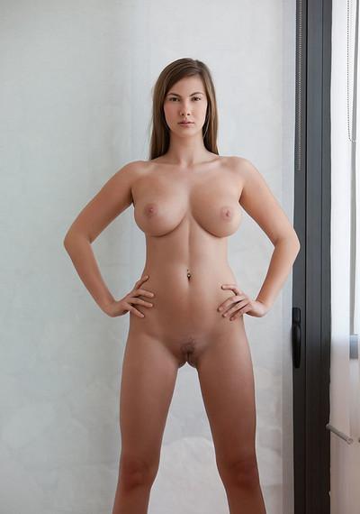 little mini model hot vagina