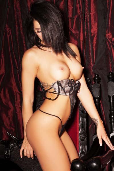 Playboy Brittani Jayde Velvet Vixen