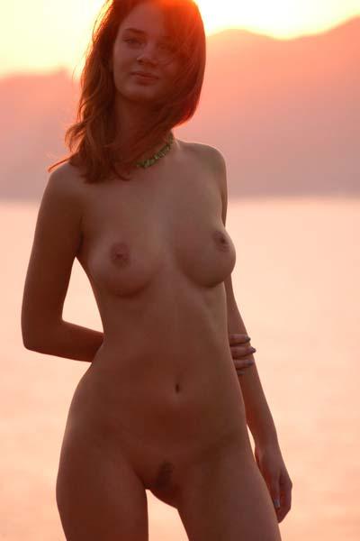 Ella Pink Sunset