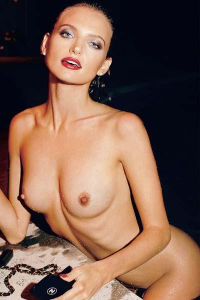Playboy Amanda Booth In The Spotlight