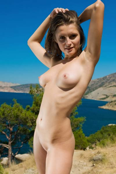 Erotic model Kaz