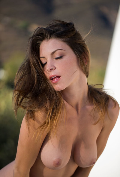 Amber Sym in Gets Naked In A Beautiful Place from Digital Desire