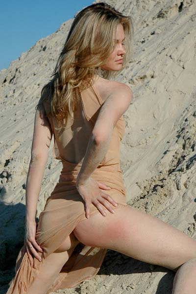 Kasia Sandy Path
