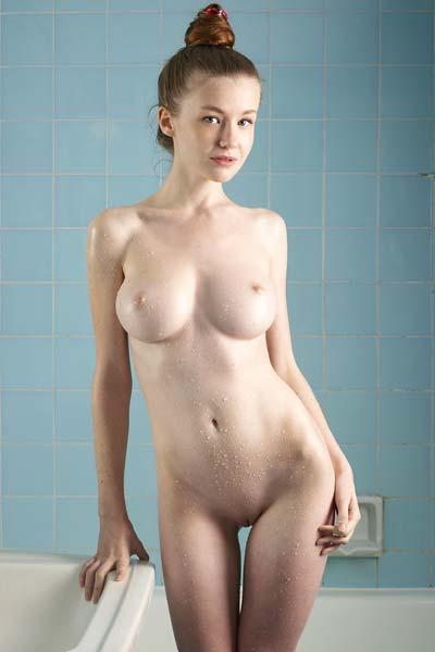 Hegre Emily Angel Bath