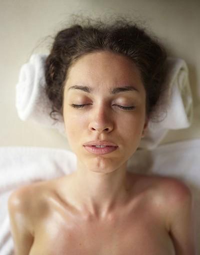 Engelie in Erotic Massage from Hegre Art