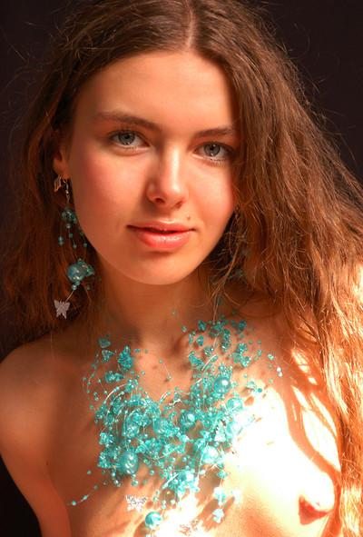 Alena in Turchese from Zemani