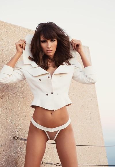Brittny Ward in Heartbreaker from Playboy