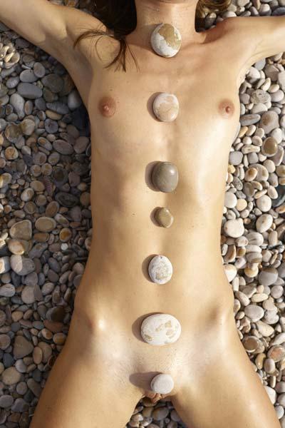 Hegre Marcelina Wet Stones