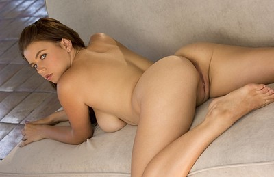 Marina Visconti in Spreads Out On The Couch from Digital Desire