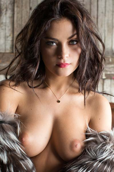 Playboy Alexandra Tyler Lap of Luxury