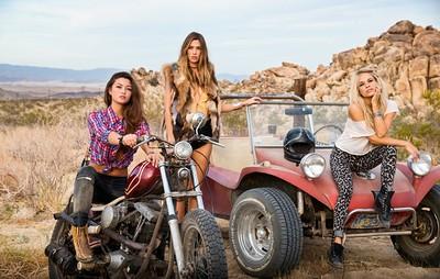 Chelsie Aryn in Valley Girls from Playboy