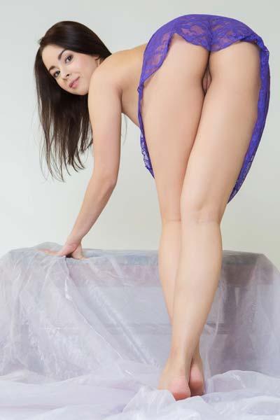 Shania Kulay Lila
