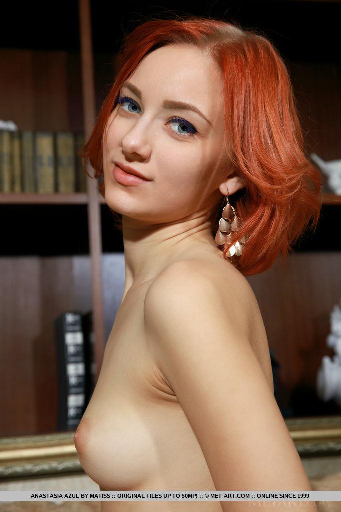 Anastasia Azul Nude