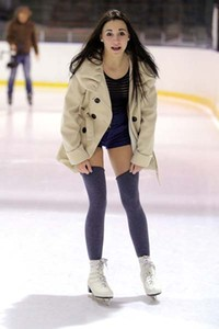 Go ice skating with wonderful Andys