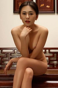 Playboy Wu Muxi shamelessly reveals all of her attributes for the fans