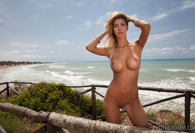 Claudia in Natura Selvaggia from Photodromm