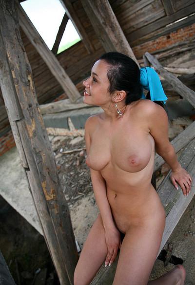 Martisha in Martisha posing naked from Domai