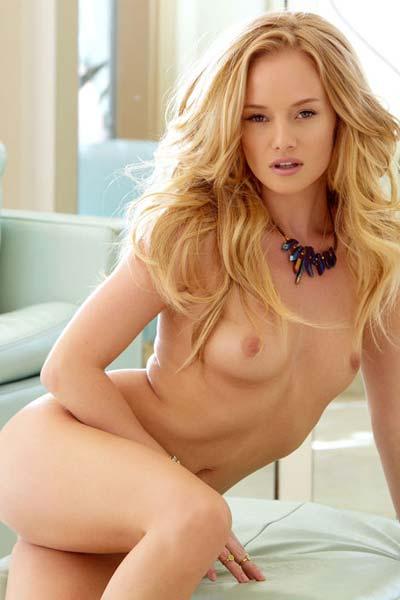Gabi shares her slender body