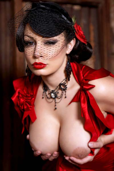 Perfectly shaped goddess Aria Giovanni delights us with a sultry striptease